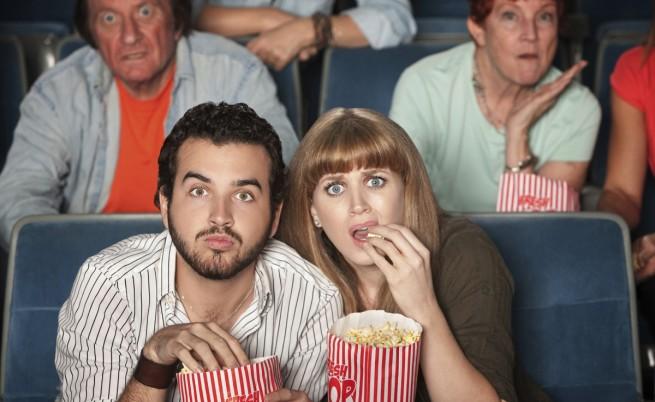 Какви филми обичаш да гледаш?