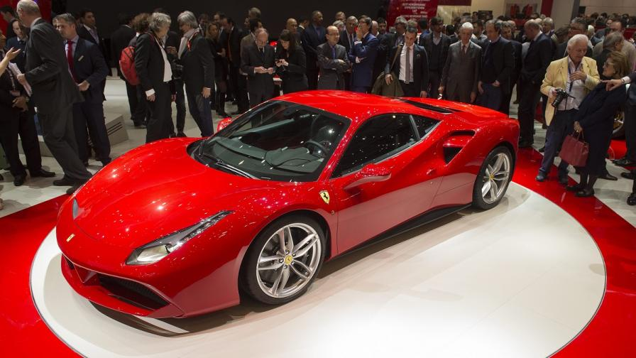 5 изключителни модела от автомобилното изложение в Женева