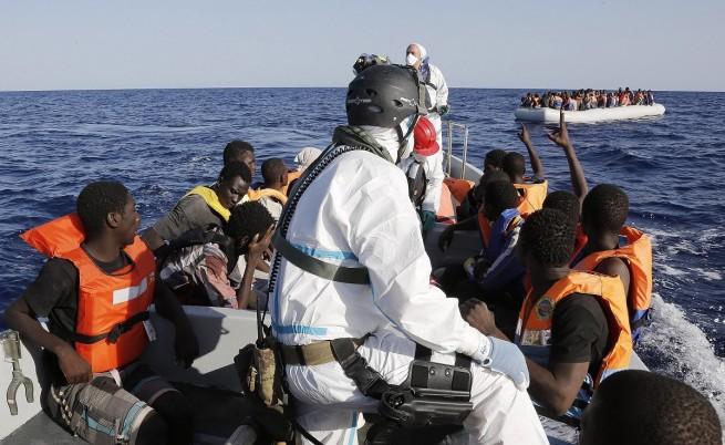 Най-малко 50 загинали в корабокрушение край остров Сицилия