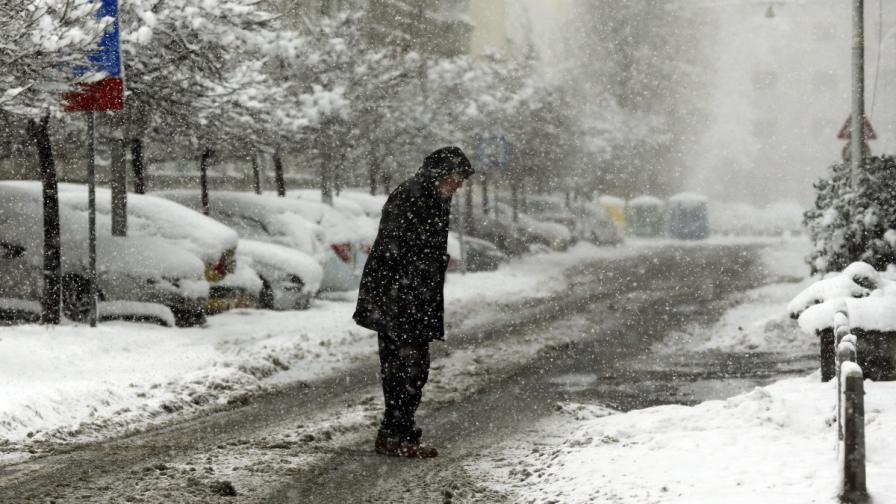 Зима в Хърватия