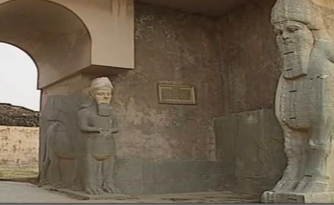 Нимруд - бижу от асирийската епоха в Ирак