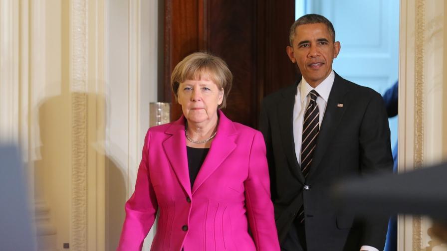 Обама е решил още през февруари да не доставя оръжия на Киев