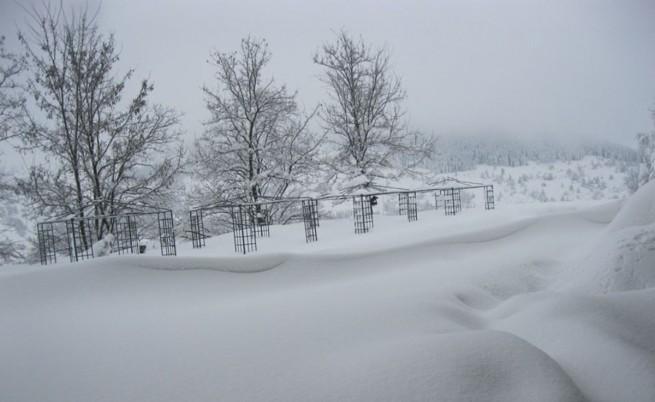 НИМХ: Сняг през март не е необичайно явление