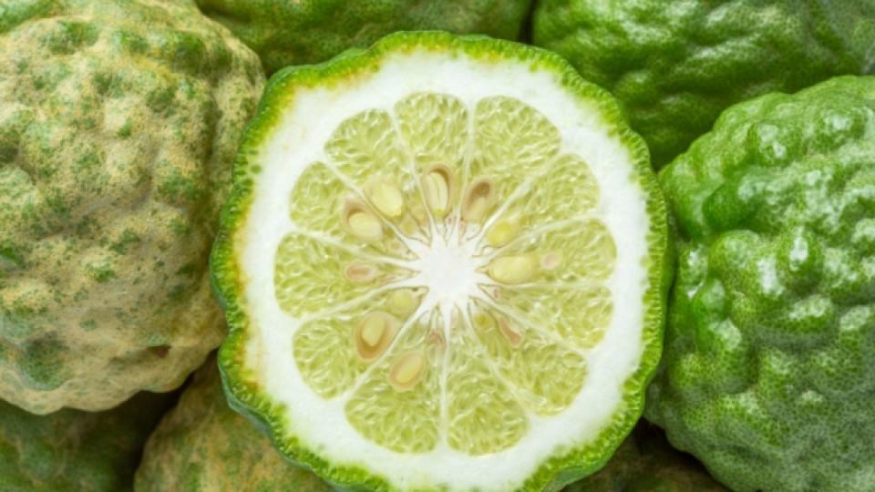 Сърцето на ароматерапията - плодът бергамот