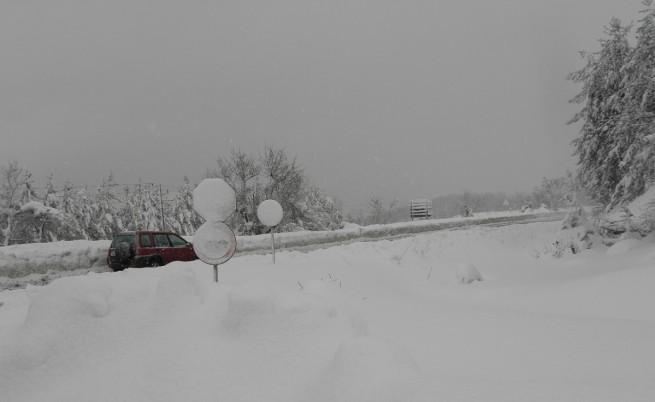 АПИ: Шофьори, бъдете подготвени за зимни условия