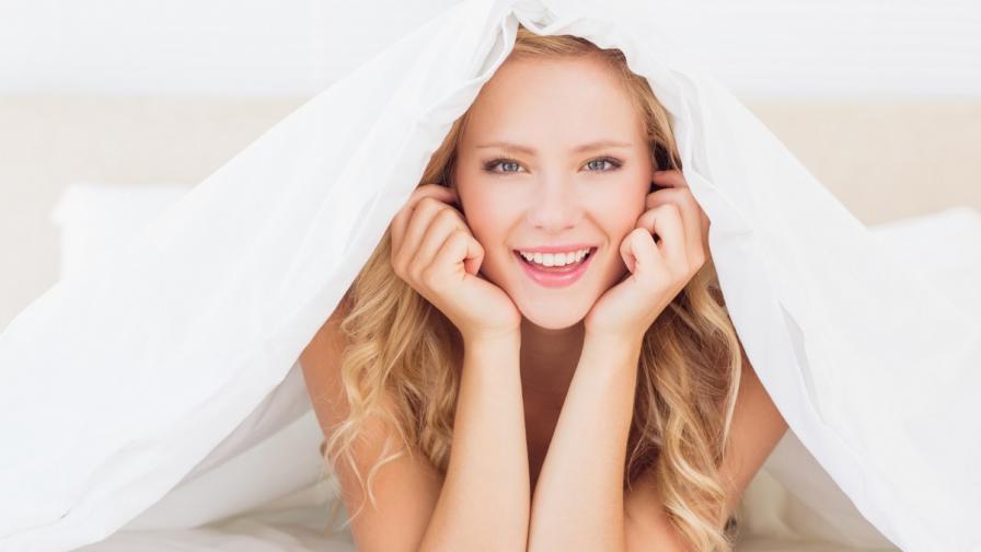 Откажете се от пижамите, за да спите по-добре