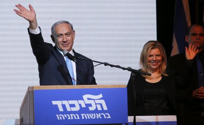 Оспорвани избори в Израел, Нетаняху се обяви за победител