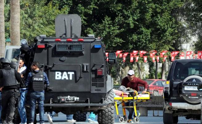 Деветима арестувани за атаката в Тунис