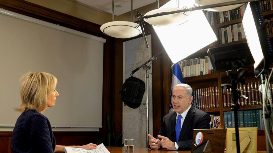Нетаняху не се бил отказал от ангажимента си за палестинска държава, а го е отложил