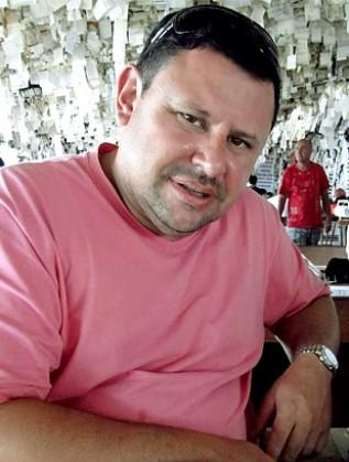 Александър Захариев, 38 г., София