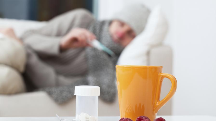 Риск от вируси заради резките промени във времето