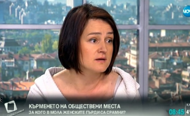 Кърмачката и адвокатката й: Това е женомразство