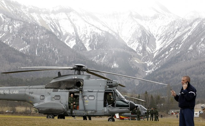 """Самолет на """"Джърмануингс"""" се разби във Франция"""
