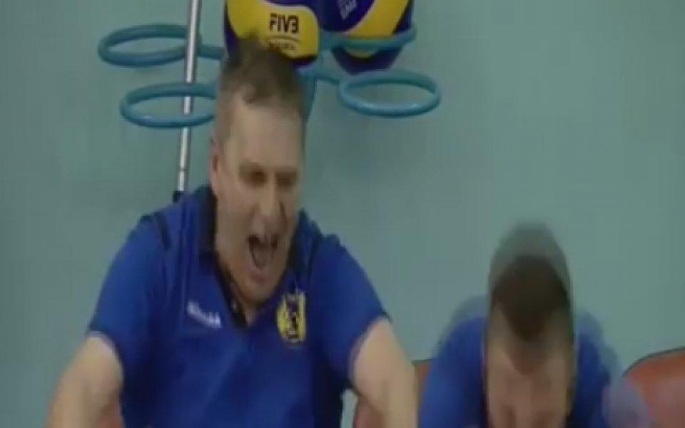 ВИДЕО: Мартин Стоев се похвали...с плонж на татко си