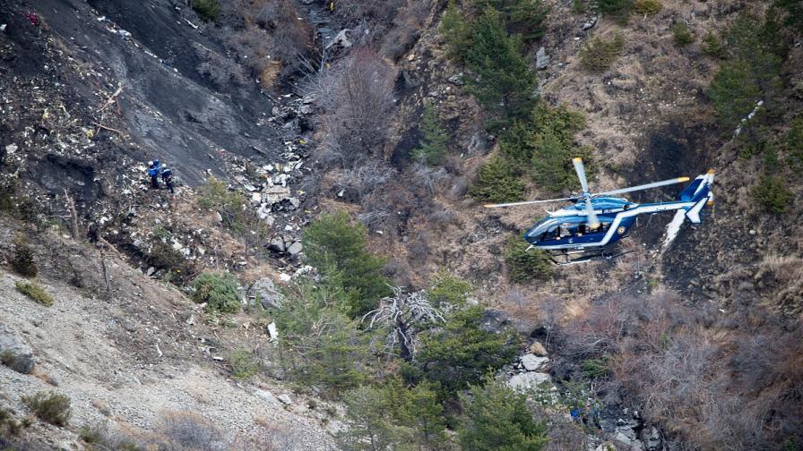 АП: Няколко вероятни причини за катастрофата във Франция
