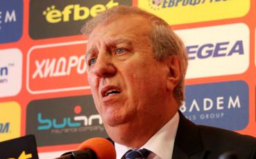 Сашо Томов:  ЦСКА бе фалиран с по-малко задължения от Левски