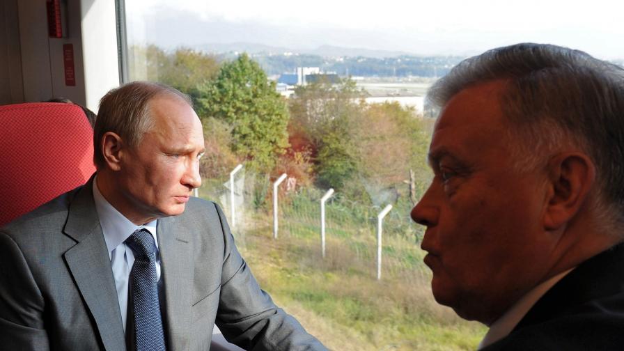 Близък до Путин предлага магистрала от Европа до САЩ през Русия