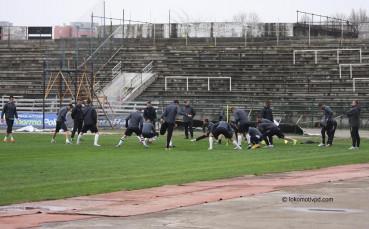 Бурабия реализира за Локомотив  - 1:4