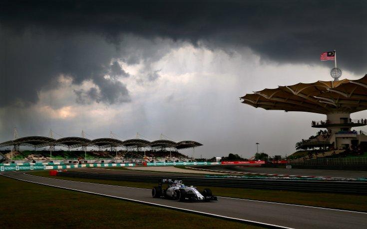 Гран при на Малайзия отпада от календара на Формула 1