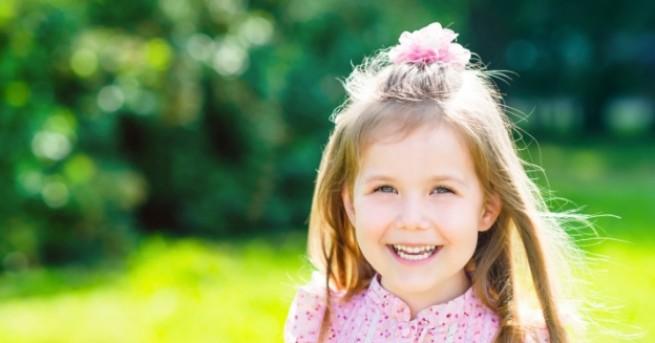Децата със здраво самочувствие са по-уверени и по-лесно се справят