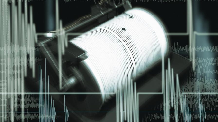 Земетресение 4,1 до Клисура, разлюля Пловдив