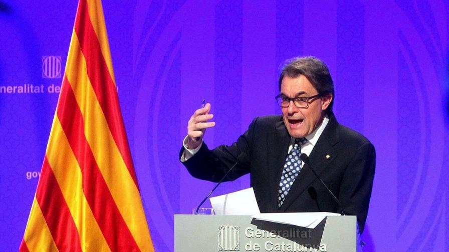 В Каталуния съставиха пътна карта за независимост