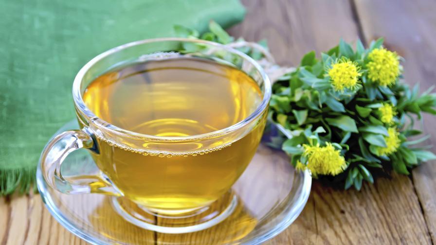 Растението златовръх може да замени антидепресантите