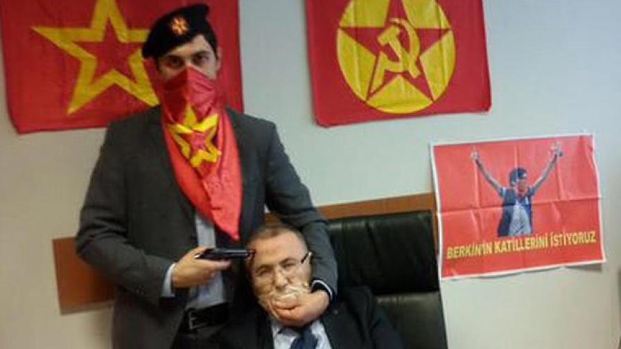 Турция: Взеха за заложник прокурор по знаково дело