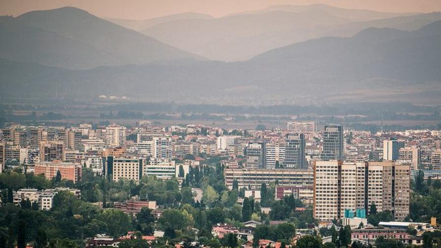 София е най-добрият град за живеене за 2014 г.
