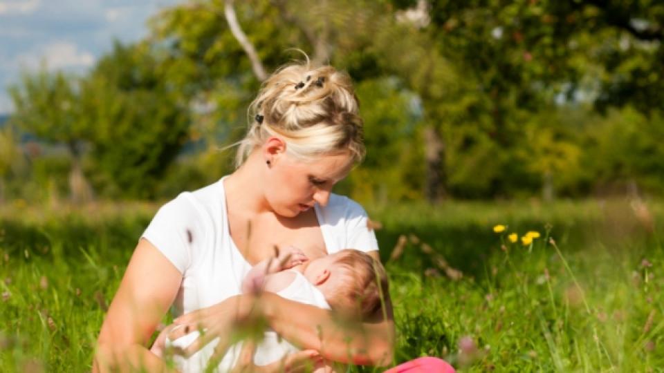 Развенчани митове за храненето на бебето