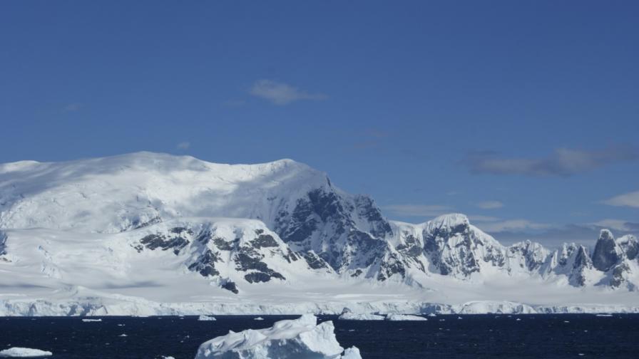 Антарктическия полуостров