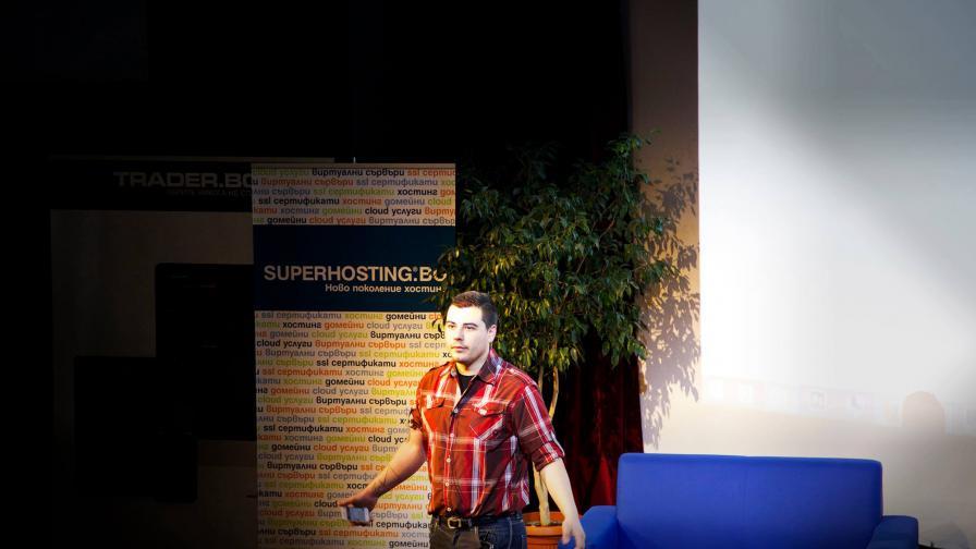 Кристалин Чавдаров: Сами ковем съдбата си