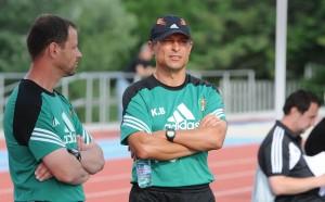 Балъков: Йелгава е чепат отбор, Диого Виана е в групата
