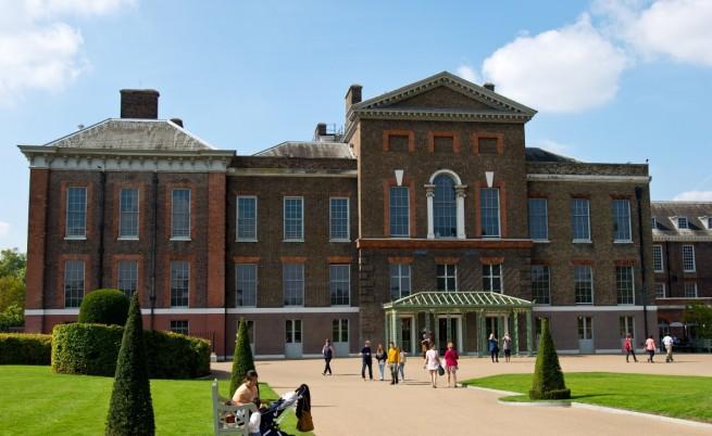 Дворецът Кенсингтън в Лондон