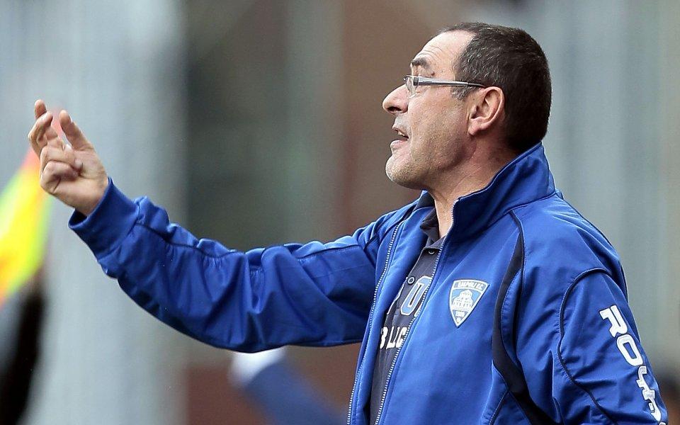 Официално: Маурицио Сари е новият треньор на Наполи