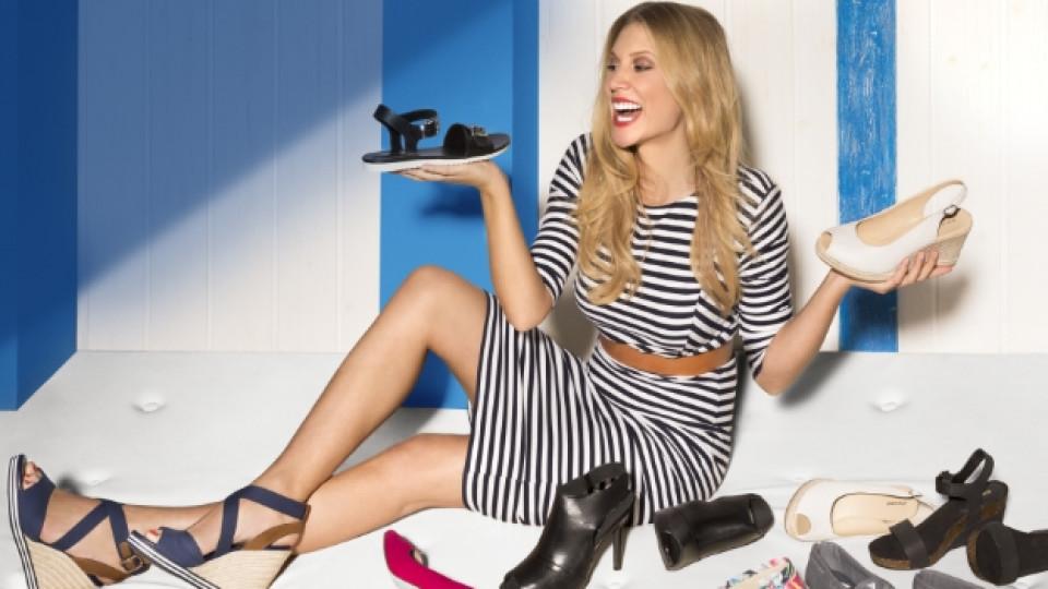 Модни тенденции при обувките за пролет/лято 2015