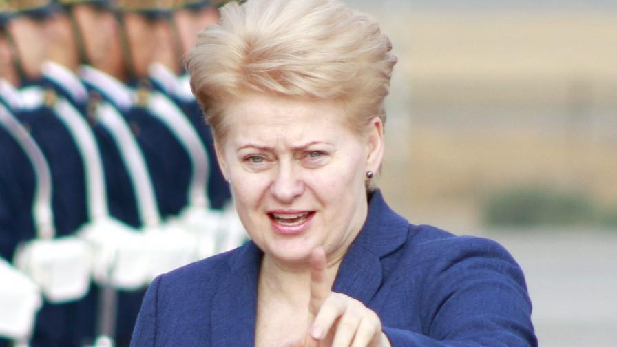 Литва забрани на руска телевизия да излъчва на нейна територия