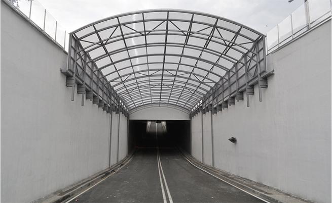 """В Бургас бе отворена """"подземна улица"""""""