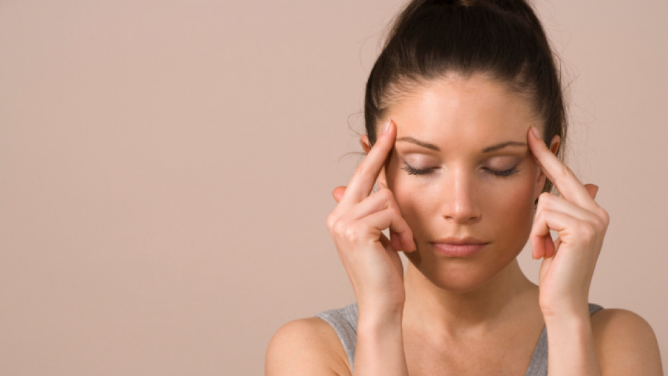 Признаци на мигрена