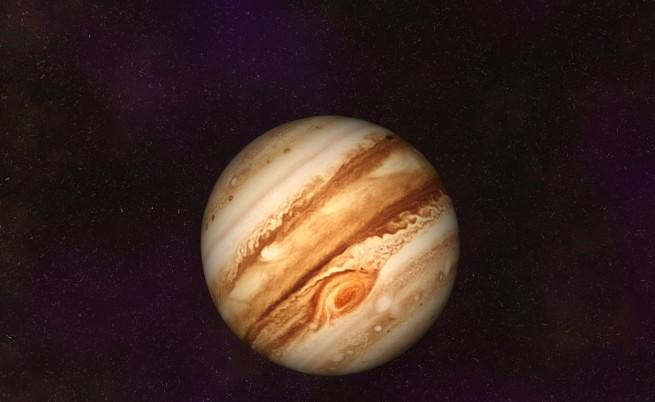 Астрономи видяха голям обект да се удря в Юпитер