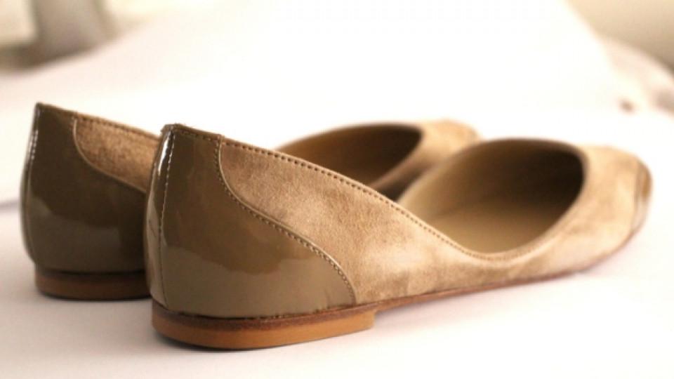Как да почистим велурени обувки