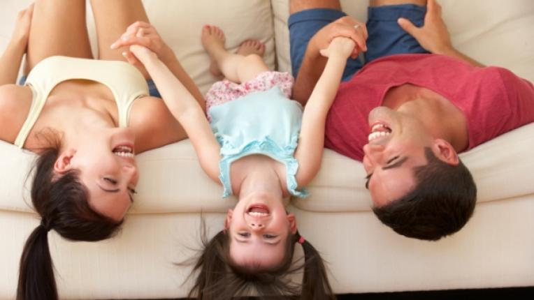 деца родители дете родител