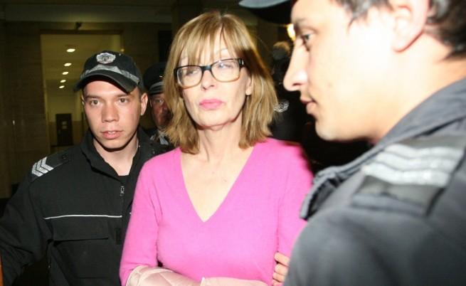Съдът пусна от ареста съдия Румяна Ченалова
