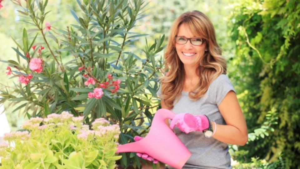 Градинарството за здраве и дълъг живот