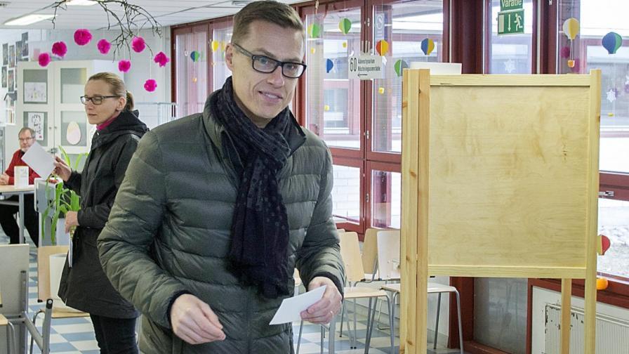 Парламентарни избори във Финландия