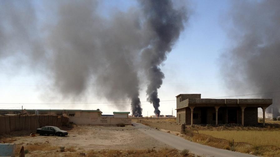 Ирак си върна контрола над най-голямата рафинерия