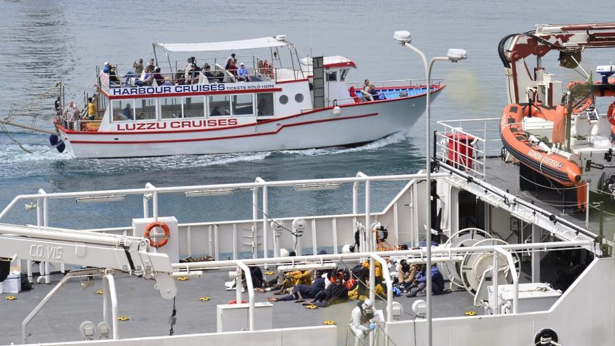 Трагедията в Средиземно море – заради претоварване