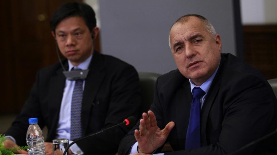 Борисов притеснен за натиска по сухопътните, а не по морските граници на ЕС