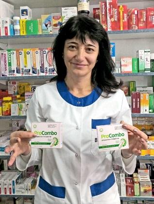 Магистър-фармацевт Лалка Стойчева, Добрич