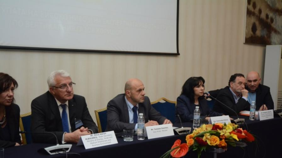Искаме грант 220 млн. евро от ЕК за интерконектора с Гърция